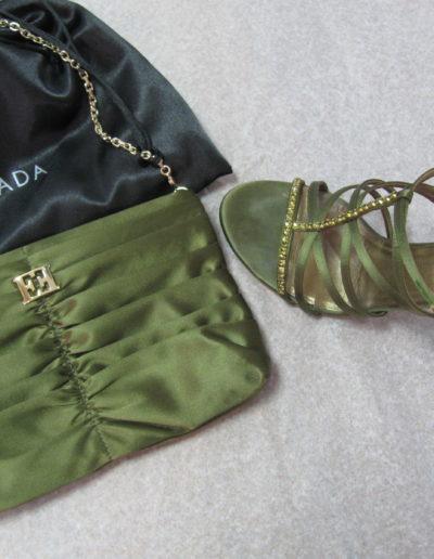 Chaussures et sac Escada