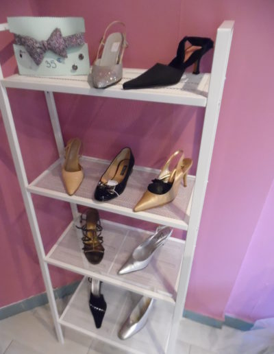 Chaussures !